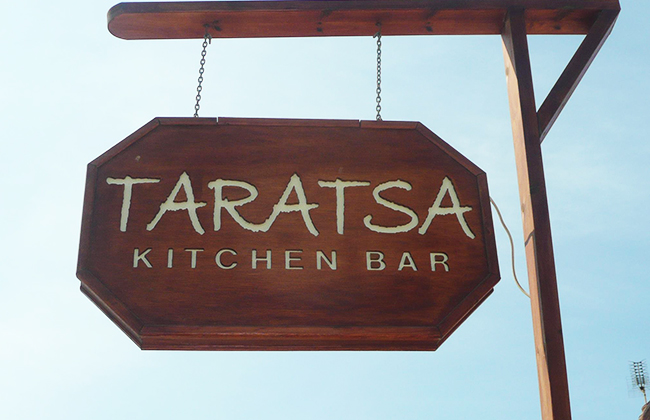 TARATSA KITCHEN BAR Tourism Guide