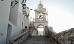 The program of the ferries for the pilgrimage of the Virgin Spiliani of Nisyros on 14th and 15th August