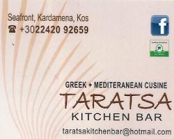 TARATSA KITCHEN BAR