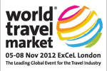 Second day at World Travel Market 2012