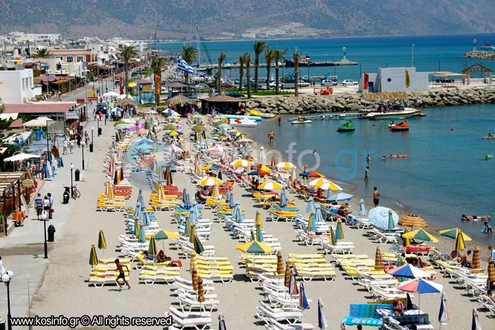 Kos Island Kardamena Beach Kosinfo Gr Tourism Guide