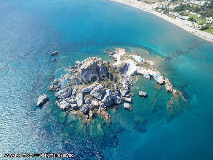 Kefalos Kos Island Greece Information about Kefalos village
