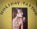 HOLIDAY TATTOO
